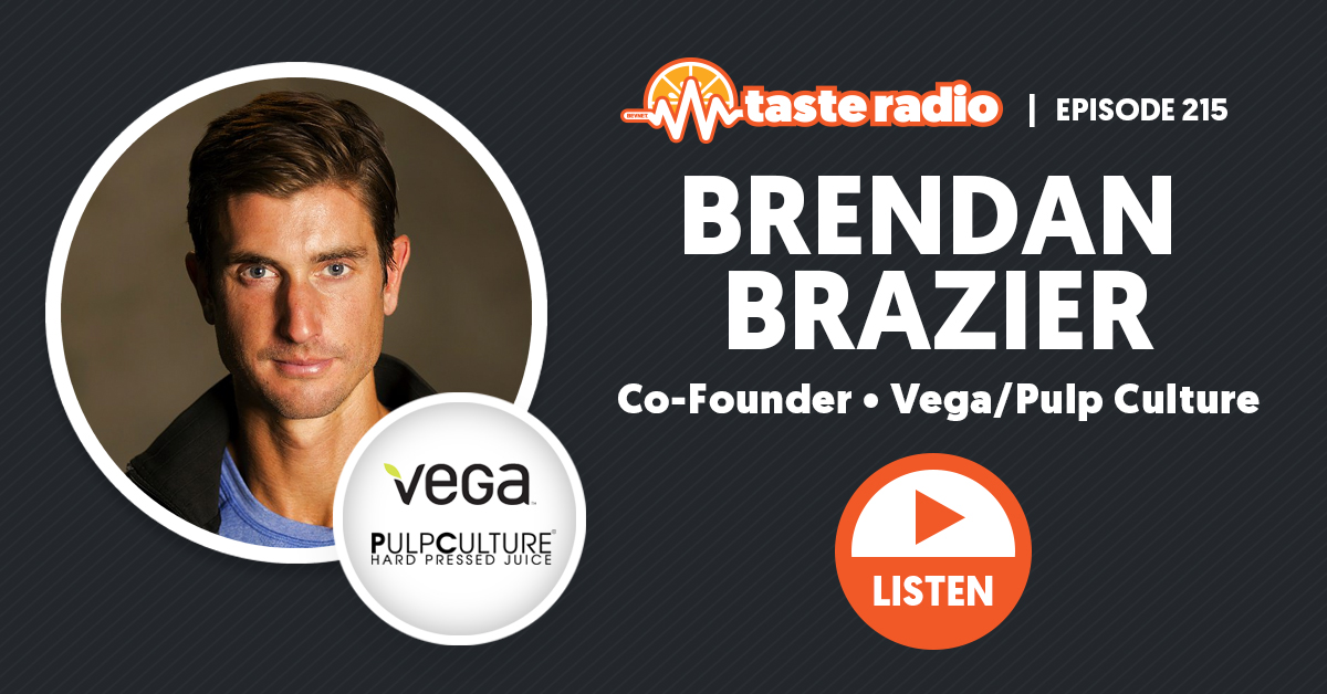 Taste Radio Ep. 215: After A $550 Million Exit, Why Vega's Co-Founder Has 'Culture' On His Mind