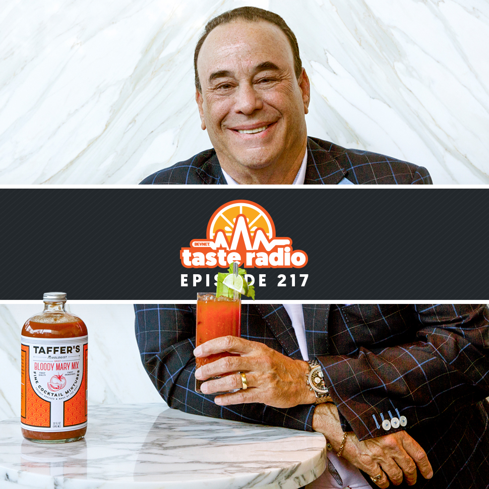 Taste Radio Ep. 217: You Might Be Surprised By Jon Taffer's Take On 'Rescuing' Bars and Brands