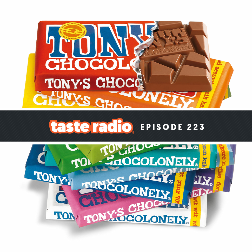 Taste Radio Ep. 223: How Do You Build An Iconic Brand When 'Money Is Not A Goal'?