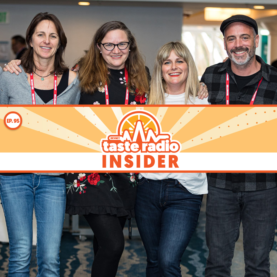 Taste Radio Insider Ep. 95: Why Successful Brands Respect And Love Their Competitors