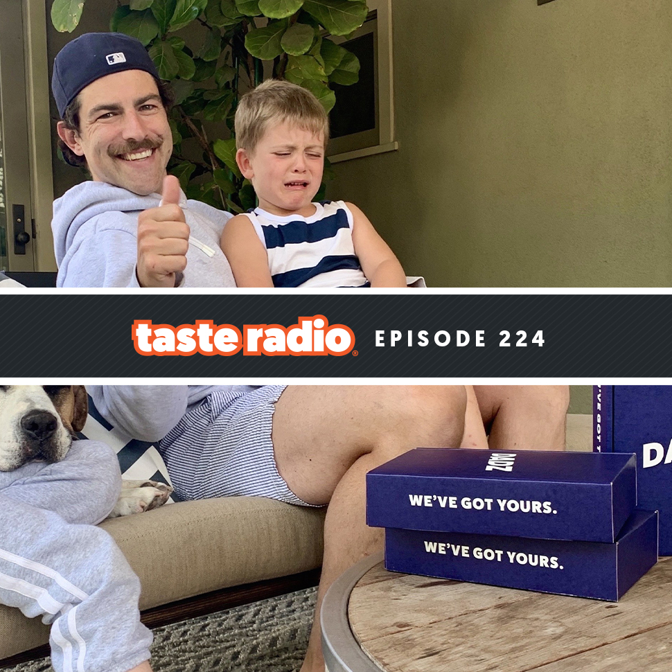 Taste Radio Ep. 224: How Do You Mainstream A Coastal Concept? A Couple 'Dadz' Have A Plan.