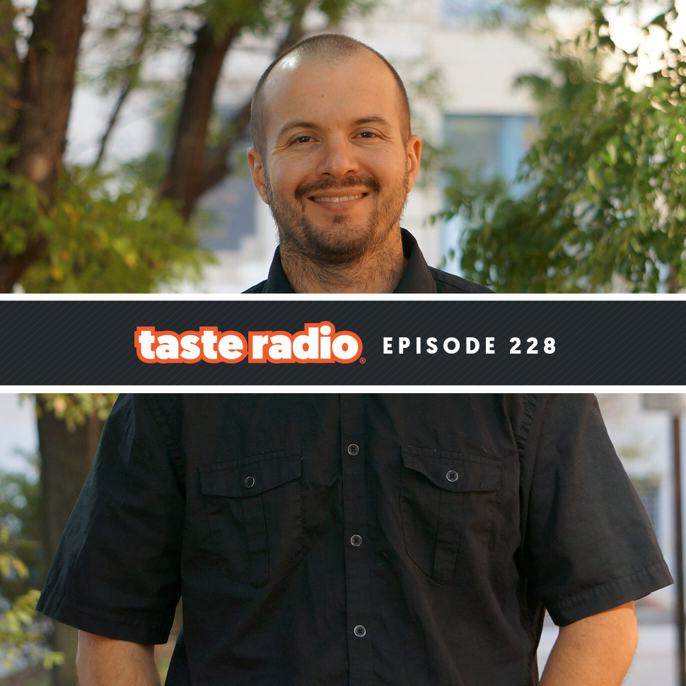 Taste Radio Ep. 228: Errol Schweizer: 'We Have The Most Work To Do In The Food Industry.'