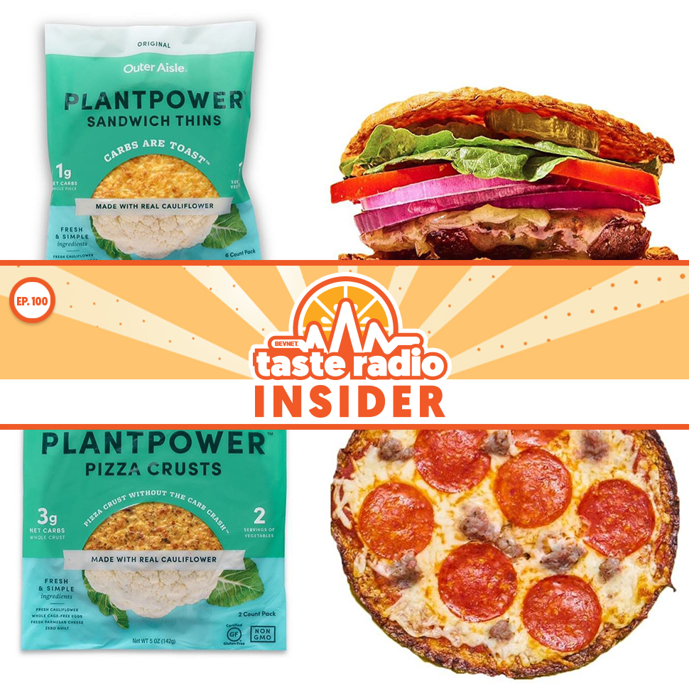 Taste Radio Insider Ep. 100: How Outer Aisle Became The Fastest Growing Food Brand In The U.S.