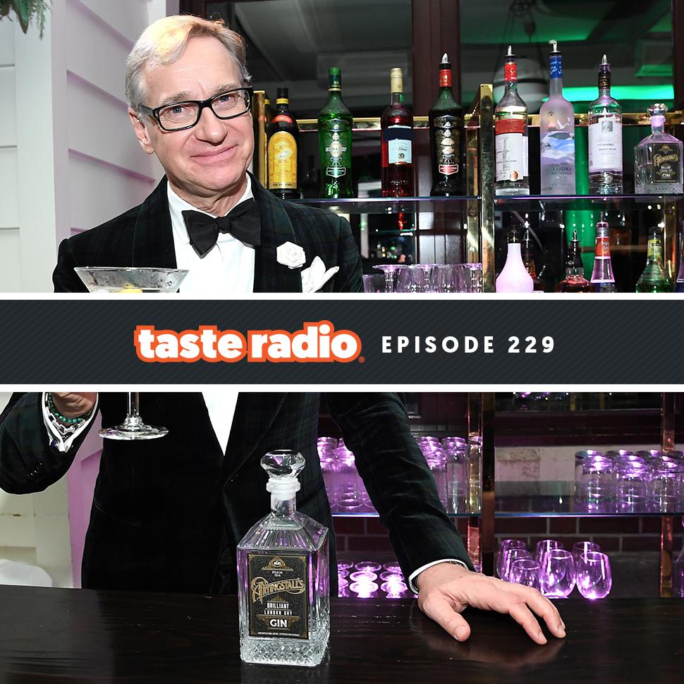 Taste Radio Ep. 229: 'Bridesmaids' Director Paul Feig Wants To Upgrade Your Martini