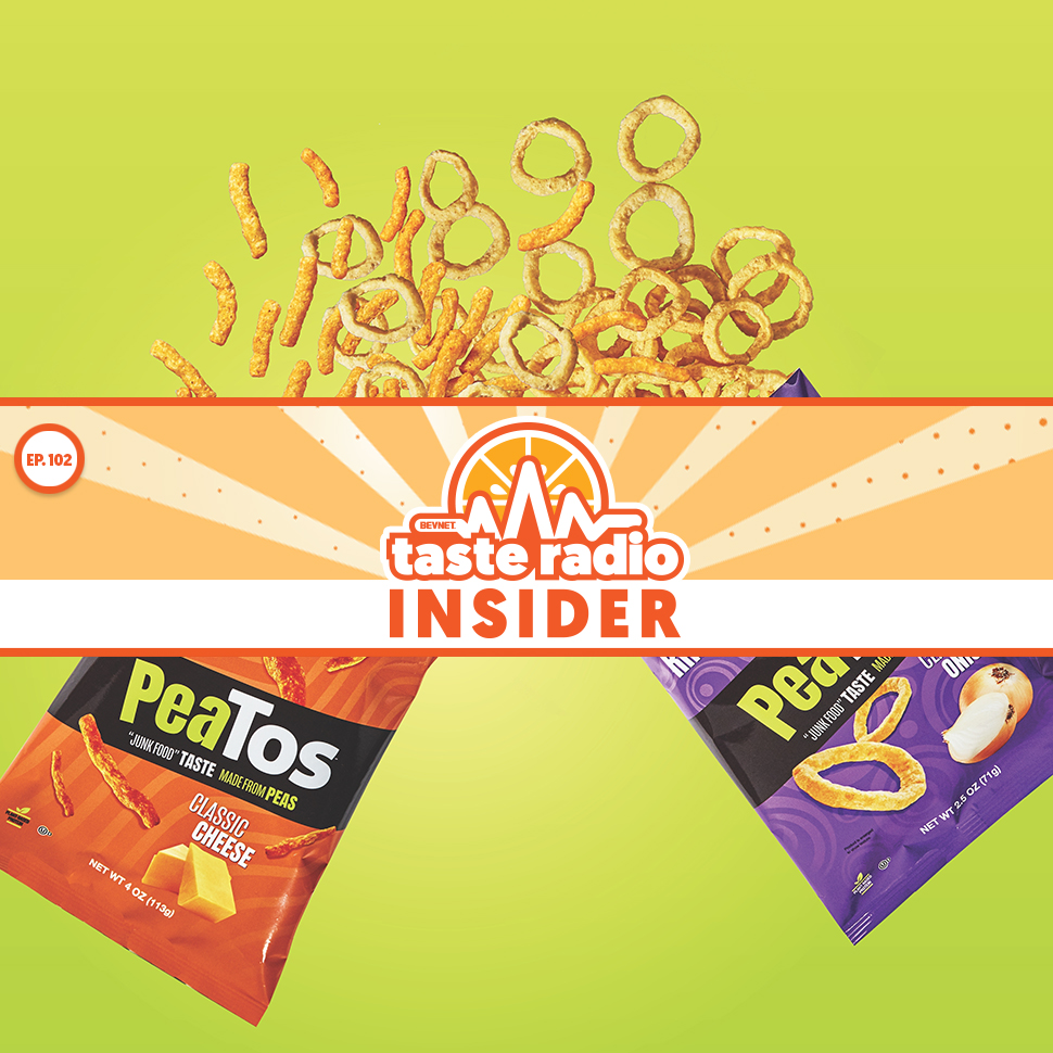 Taste Radio Insider Ep. 102: How Do You Build A Giant-Killer? Start With Peas.