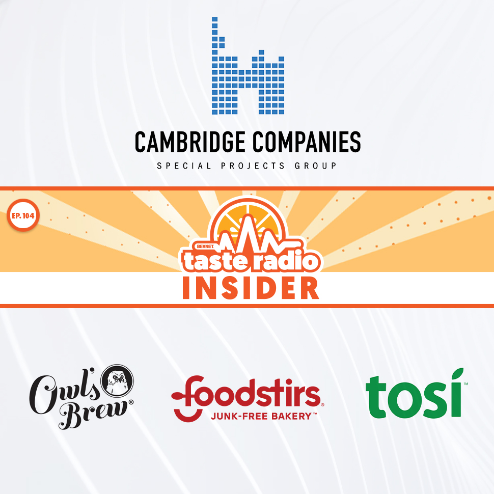 Taste Radio Insider Ep. 104: The First Step To Securing Millions In Venture Capital? It's Easier Than You Think.