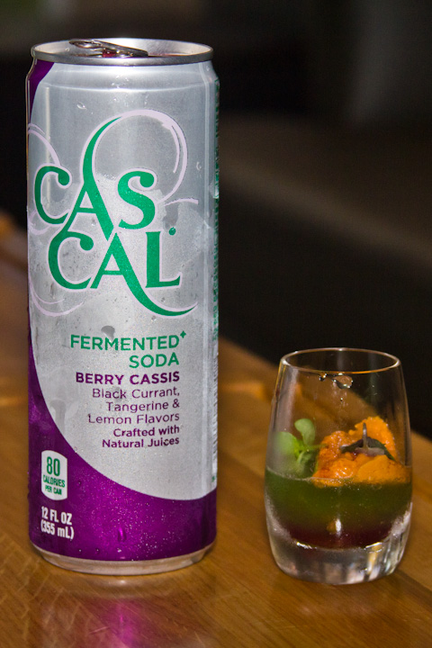 The new CASCAL slim can.