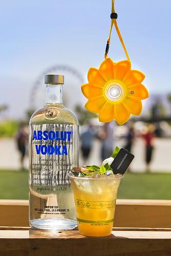 Pernod Ricard USA Absolut Little Sun