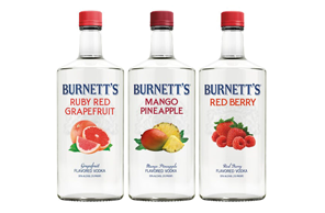 Burnett's Flavored Vodka