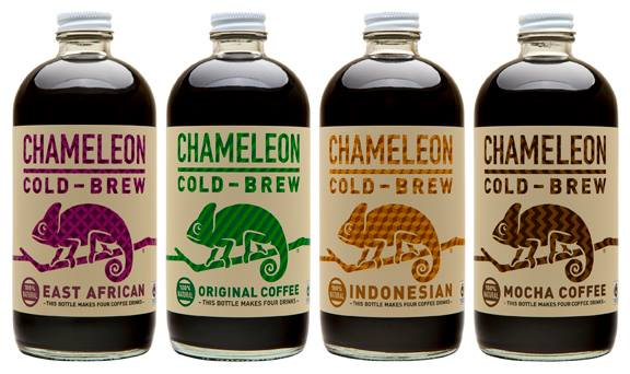 Chameleon Cold-Brew feat