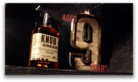 Knob Creek TV ad