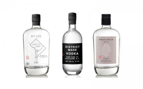 One Eight Distilling New Spirits