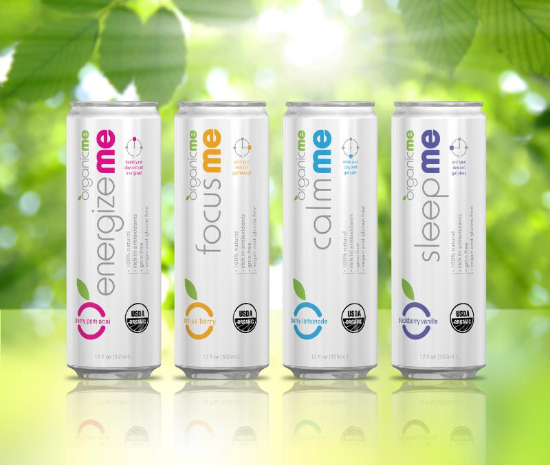 OrganicMe Introduces Line of Functional Beverages