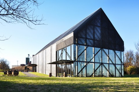 Wild Turkey State-of-the-Art Visitor Center