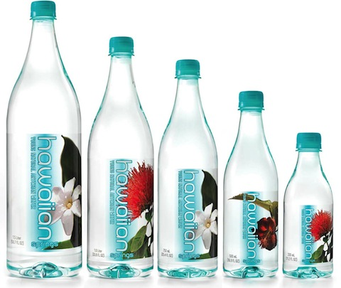 Hawaiian Springs Water Launches in Australia