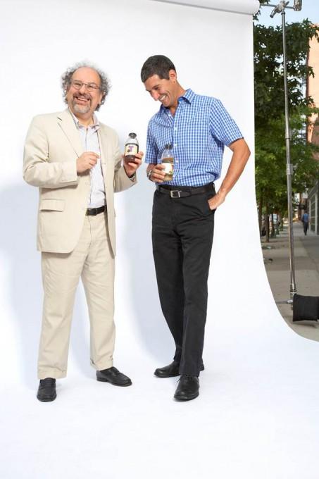 BevNET Live: Honest's Goldman and Nalebuff on Partnership