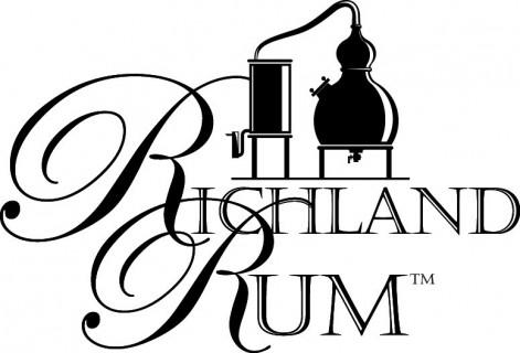 Richland Distilling Company Rum Logo