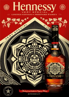 Hennessy V S Limited Edition Bottle Series