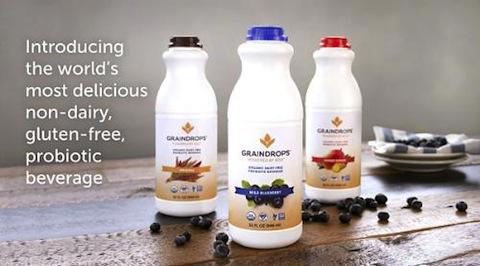 Graindrops Probiotic Beverage