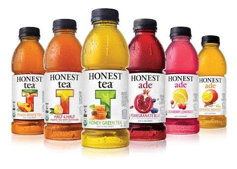 Honest Tea Grows Purchases of Organic Ingredients to 6.5 Million Pounds
