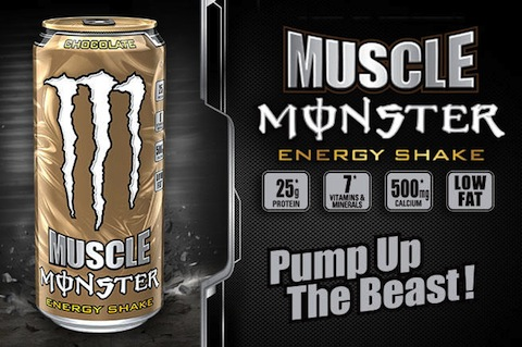 Monster Energy Announces Release of Muscle Monster