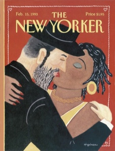 The New Yorker counters the tensions of Hasidic Jews and blacks in Brooklyn.