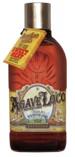 NEW AGAVE LOCO BOTTLE