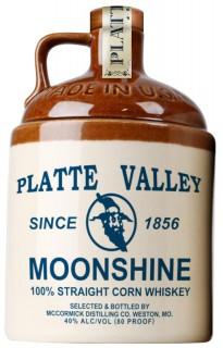 McCormick Distilling Company Platte Valley Moonshine