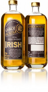 ROK Stars Uisce Beatha Real Irish Whiskey