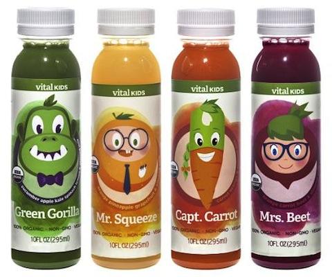 New Vital Juice Kids - Organic