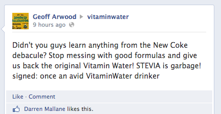 vwater stevia 2