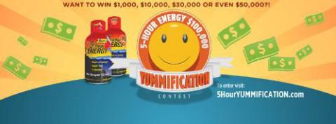 5-hour ENERGY Yummification