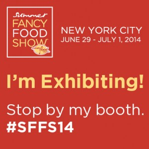 Summer Fancy Foods Show 2014