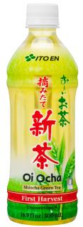 shincha green tea