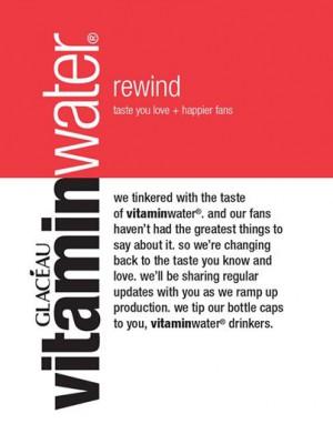 vitaminwater rewind