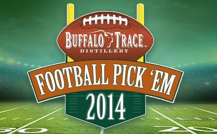Buffalo Trace Bourbon Announces Two Football Contests
