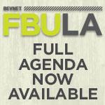 BevNET FBU L.A. Agenda Posted