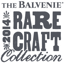 The Balvenie 2014 Rare Craft Collection