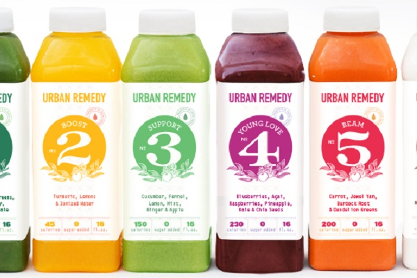 News in Juice (of the Cold-Pressed Variety)