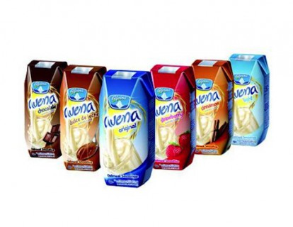 Alpina Foods Avena Oat Smoothies