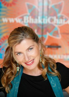 Brook Eddy, founder and CEO of Bhakti Chai