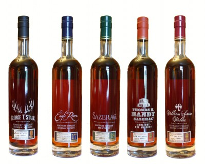 Buffalo Trace Distillery Releases 2014 Antique Collection Whiskeys