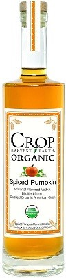 Crop Organic Vodka Spiced Pumpkin