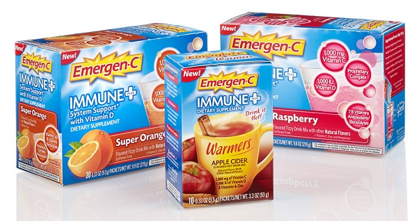 Emergen-C Immune+ Launches Four New Flavors with Wellmune WGP