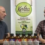 Video: KeVita's Moses: PepsiCo Believes in Probiotic Drinks