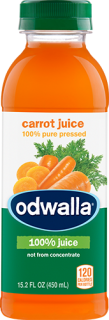 Odwalla Carrot Juice