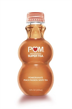 POM Peach Passion White Tea