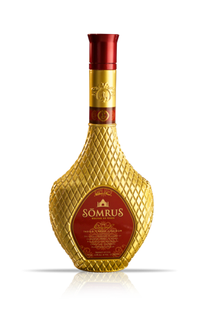 SOMRUS, The Original Indian Cream Liqueur