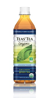 TEAS' TEA Organic PureGreen