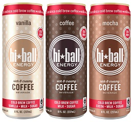 Hiball Cold-Brewed Coffee